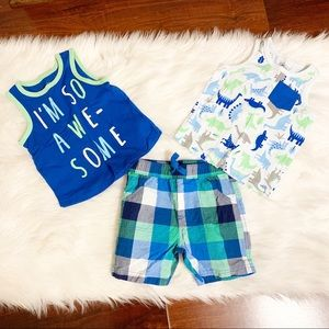 Baby Boy Size 24 mo. Lot of 3